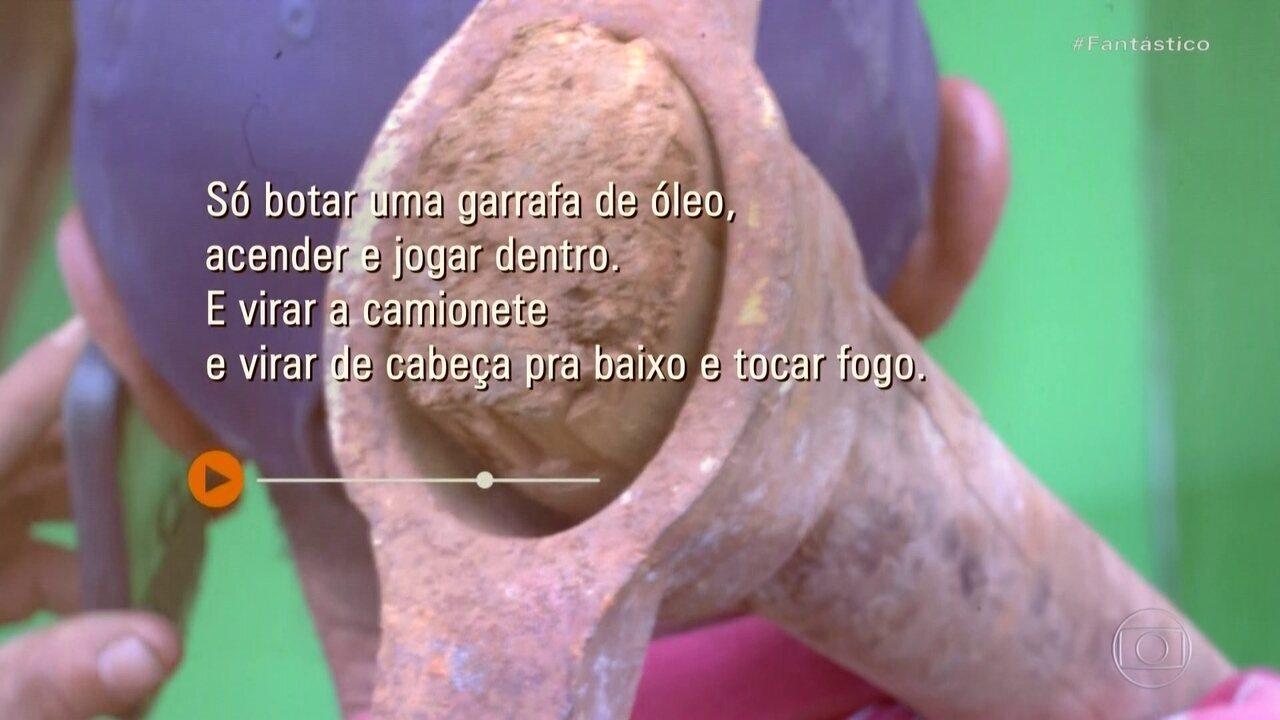 Exclusivo: mensagens mostram a fúria de garimpeiros por fechamento de garimpo ilegal