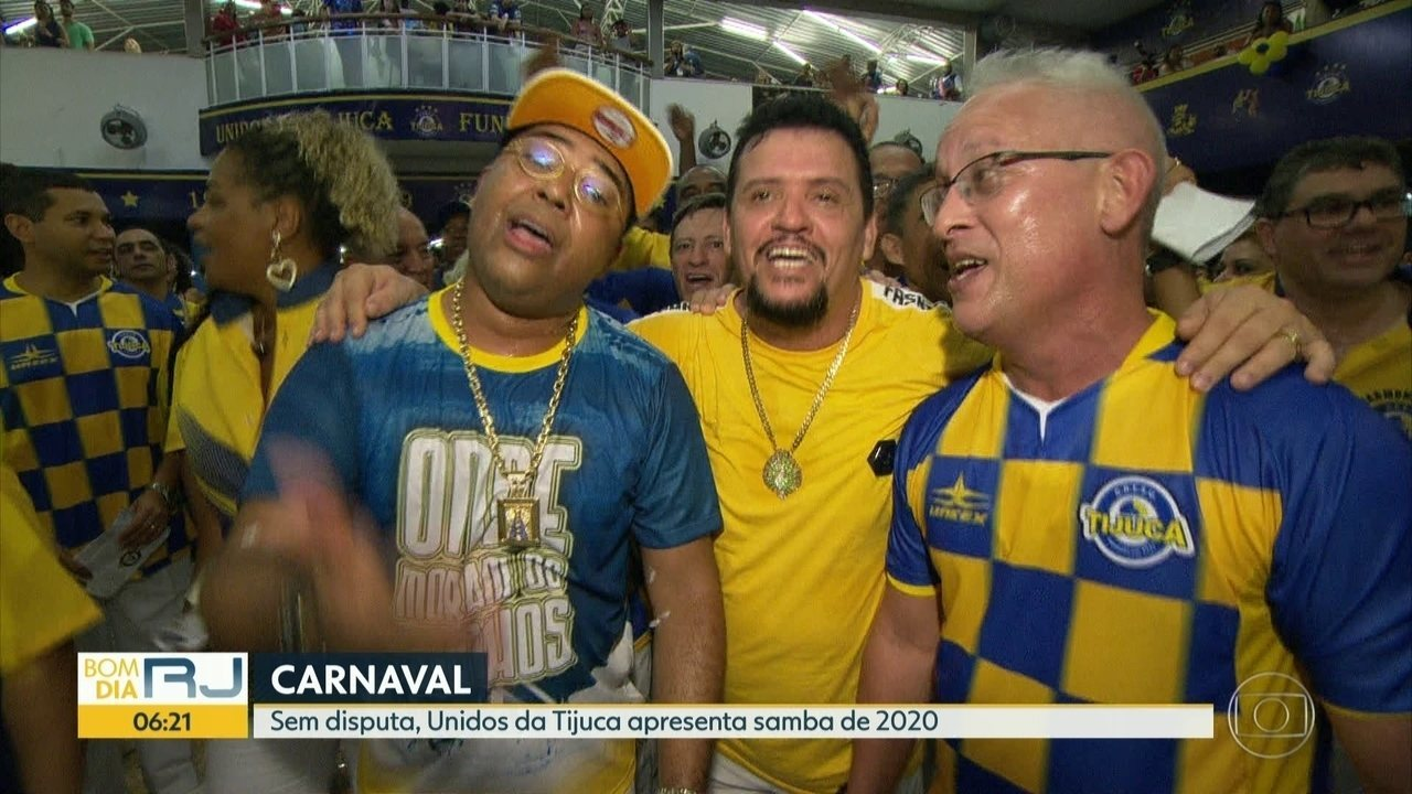 Unidos da Tijuca apresenta samba enredo para carnaval 2020