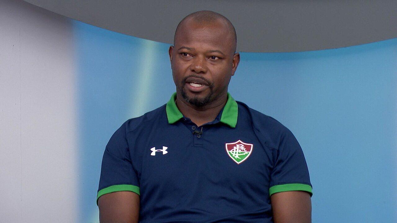 Marcão explica a escolha de colocar o Ganso como capitão após demissão do Oswaldo no Fluminense