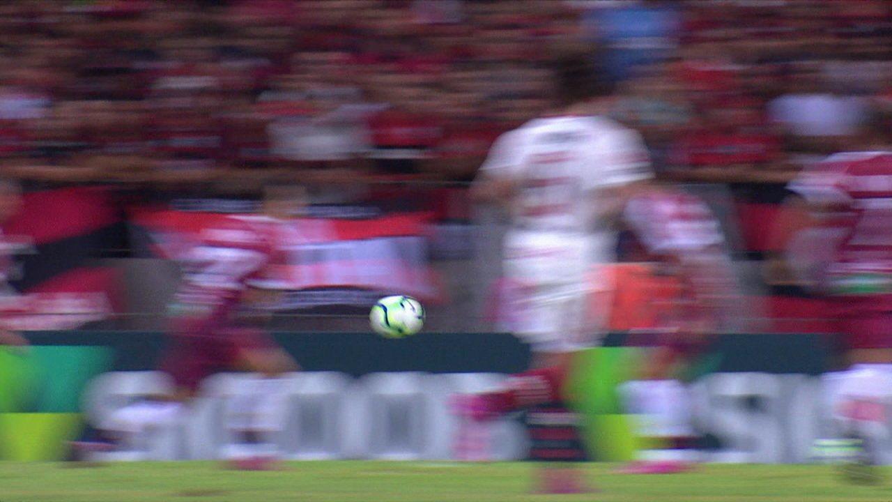 Melhores momentos: Fortaleza 1 x 2 Flamengo pela 26ª rodada do Campeonato Brasileiro 2019