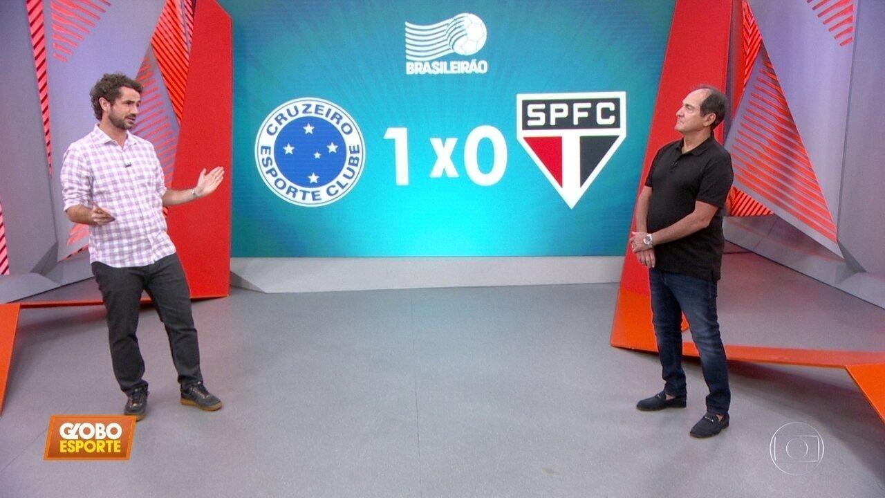 Muricy aponta problemas no setor ofensivo do São Paulo