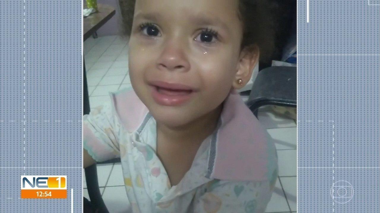 Criança chora por desclassificação de Maria da Paz em concurso da novela e vídeo viraliza