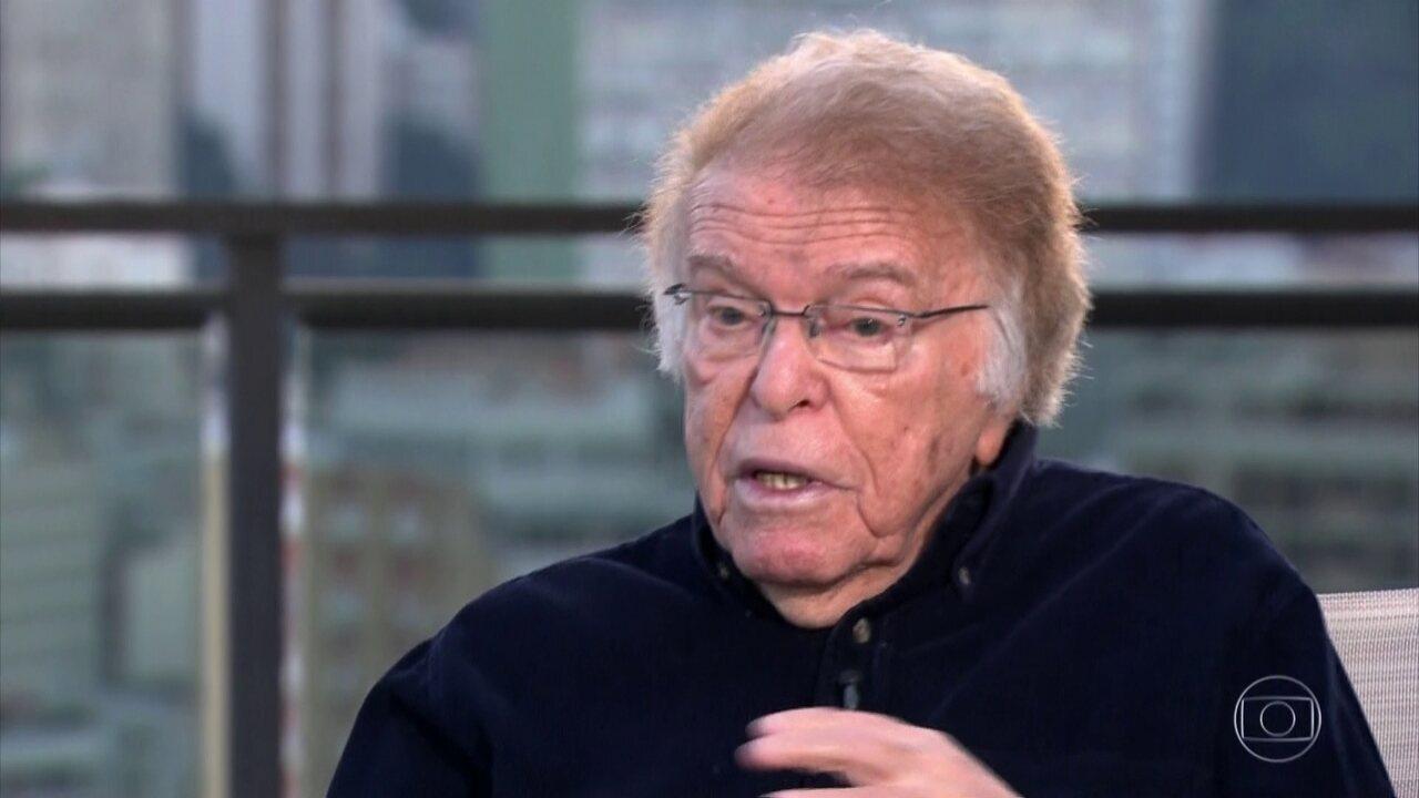 Morre Maurício Sherman, um dos maiores nomes da televisão brasileira