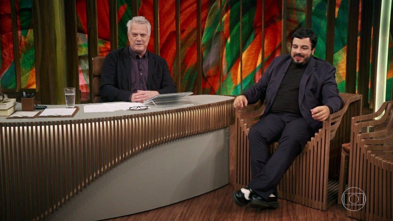"""Luis Lobianco conta como sua família inspirou a série """"Férias em Família"""""""