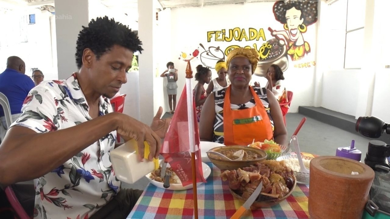 No 'Vumbora', Aldri visita uma laje no bairro de Cidade Nova que é o point da feijoada
