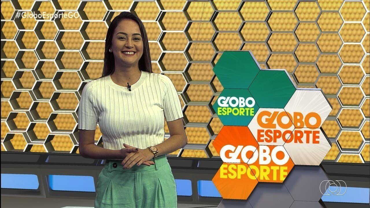 Globo Esporte GO - 19/10/2019 - Íntegra - Confira a íntegra do programa Globo Esporte GO - 19/10/2019