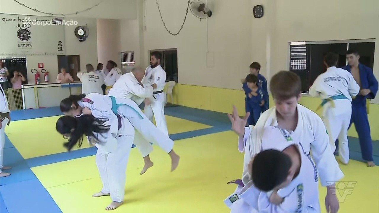 Projeto social forma novos judocas em Jacupiranga, no Vale do Ribeira