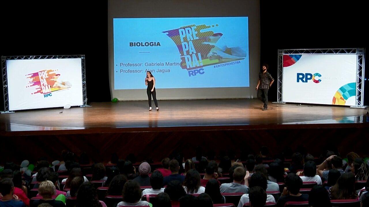Prepara Londrina: assista às revisões do aulão de Biologia