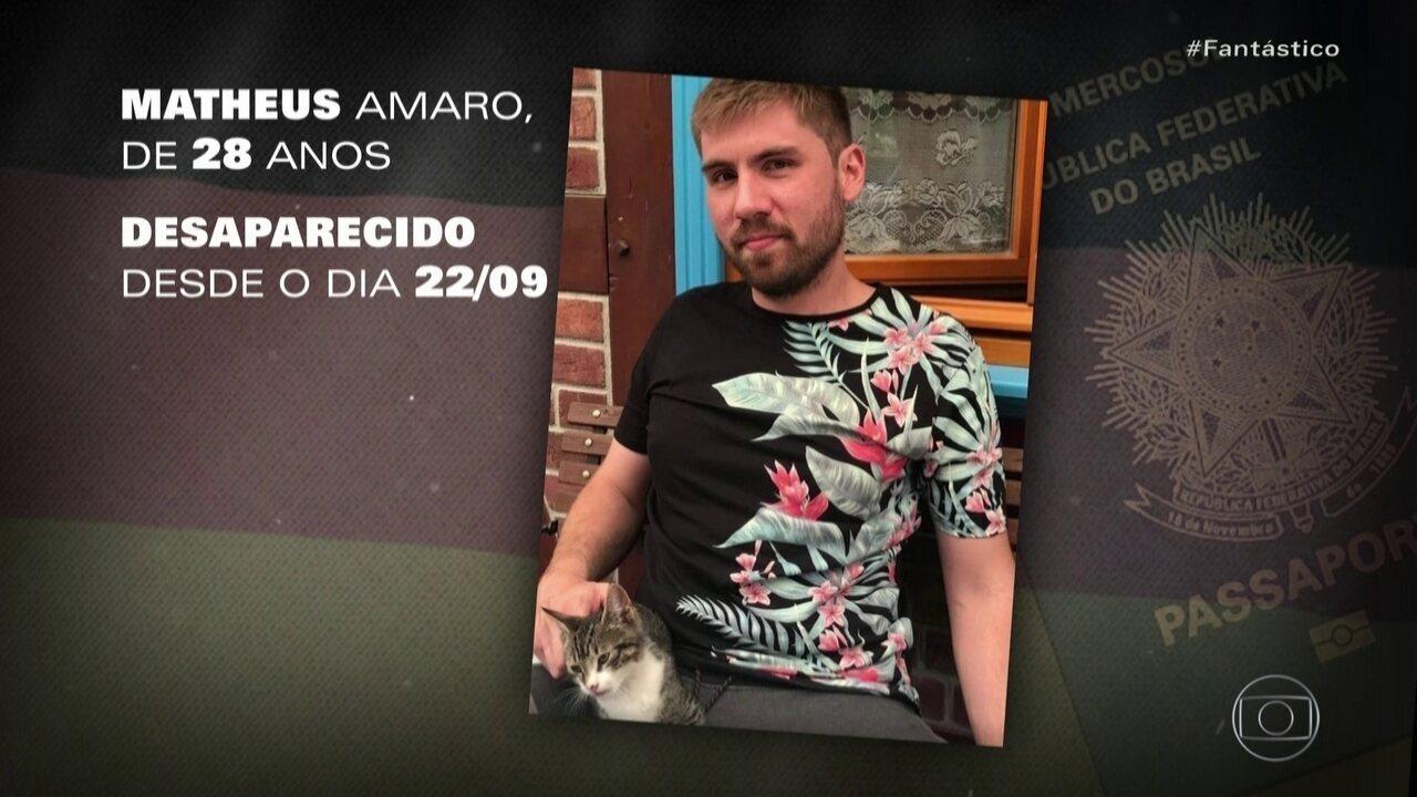 Família luta por notícias após jovem carioca desaparecer há um mês na Alemanha