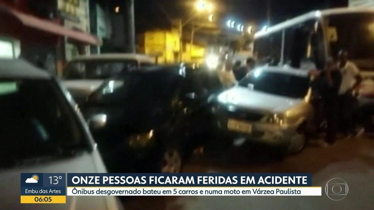Bom Dia São Paulo - Edição de Segunda-Feira, 21/10/2019 - Polícia fecha laboratório de drogas no interior de São Paulo. Protestos no Chile preocupam turistas que têmvoos para o país.