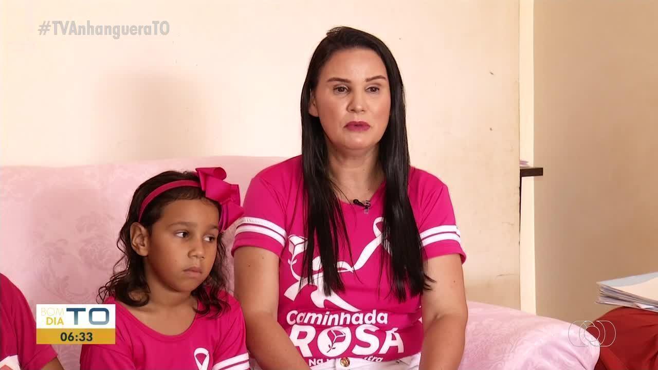 Mulher relata a importância do apoio familiar para superar e vencer o câncer