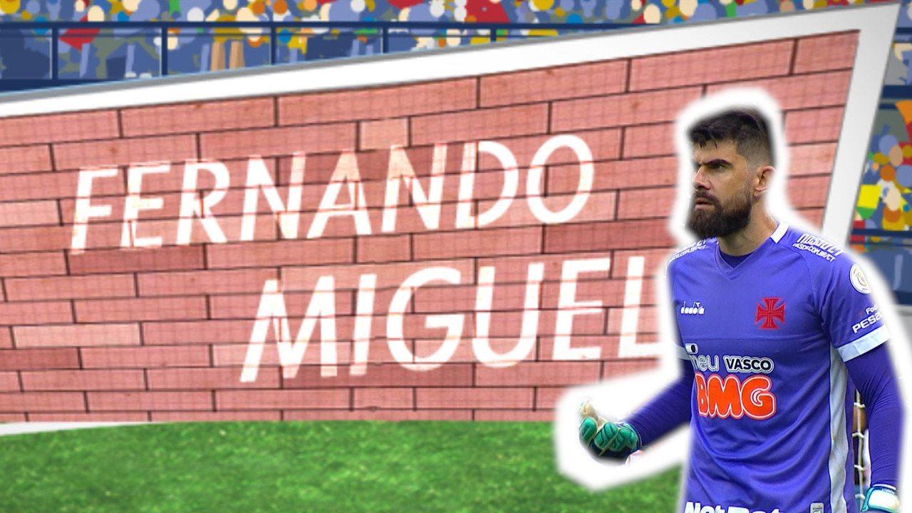 Fernando Miguel tem atuação de gala e para ataque do Internacional