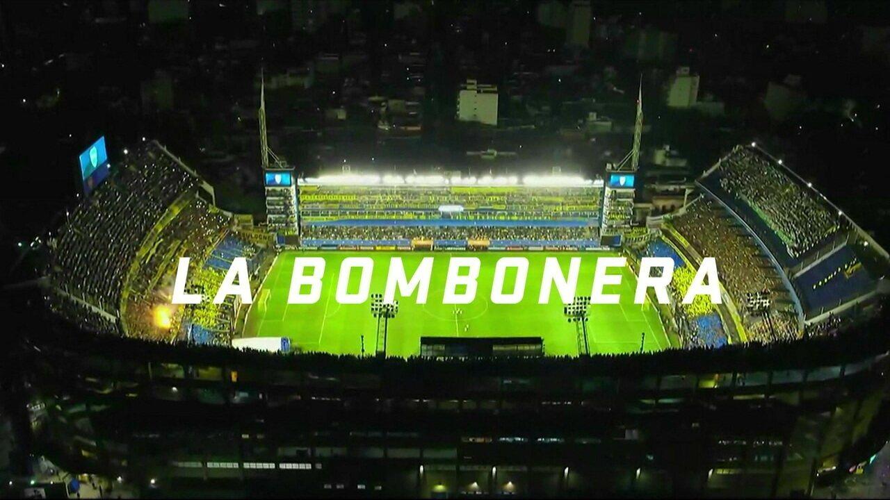 La Bombonera, a casa do Boca Juniors