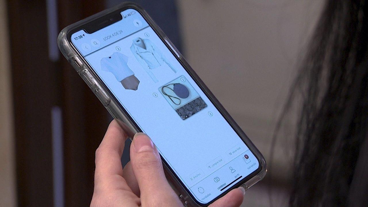Startup lança aplicativo com inteligência artificial que te ajuda a escolher roupas