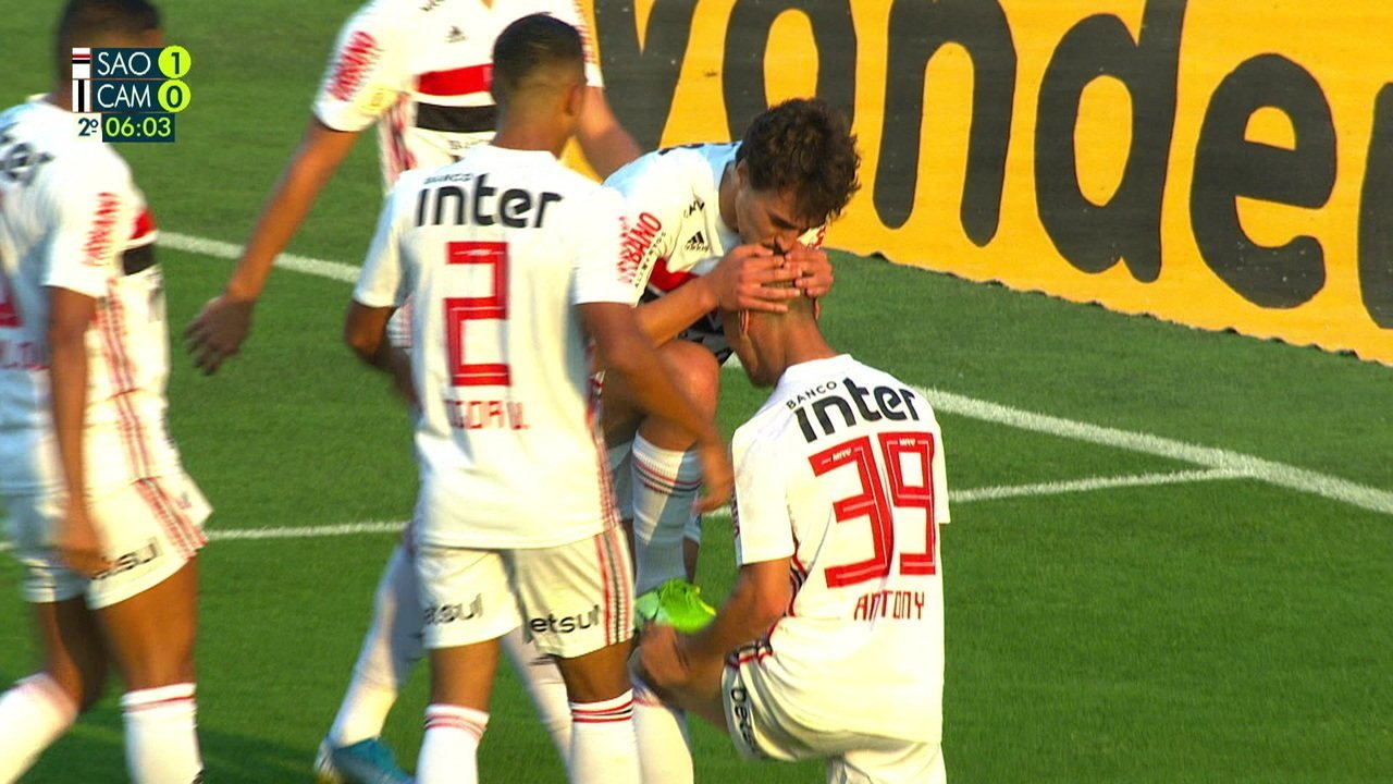 Melhores momentos de São Paulo 2 x 0 Atlético-MG pela 28ªrodada do Campeonato Brasileiro