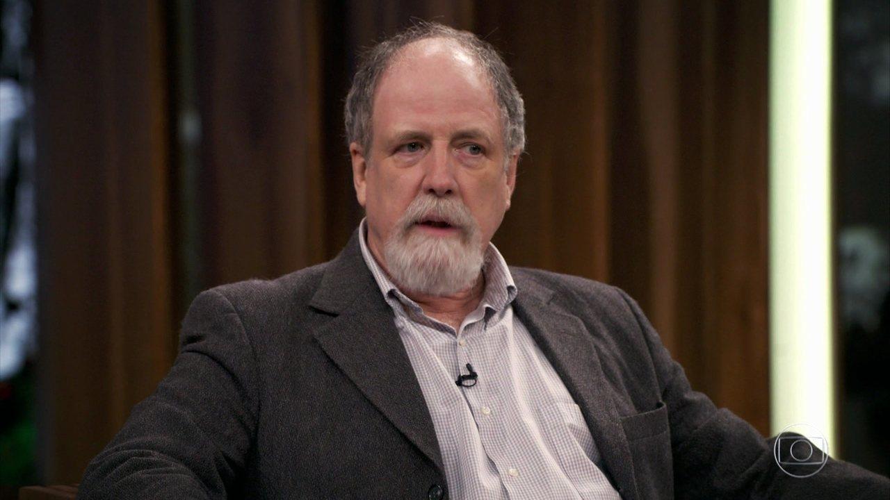 Larry Rohter conta que quase foi expulso do país após publicação sobre Lula