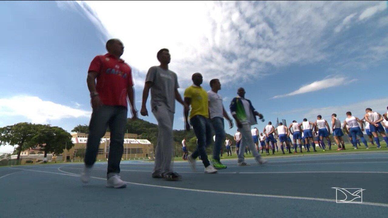 Velocista maranhense receberá medalha olímpica dos jogos disputados em Pequim.