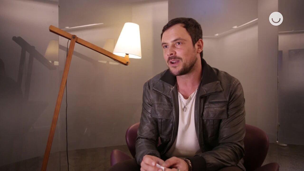 Sergio Guizé fala sobre o sucesso de Chiclete de 'A Dona do Pedaço'