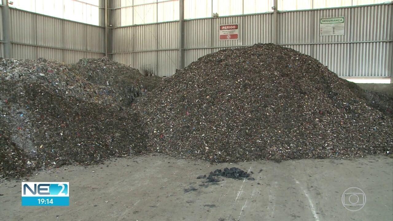 Óleo nas praias: fábrica de cimento usa substância em fornos