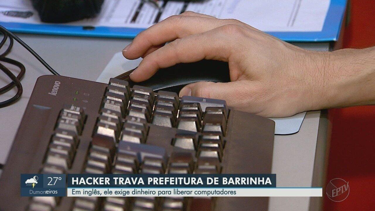 Após invasão de hackers ao sistema, pagamento de servidores de Barrinha, SP, vai atrasar