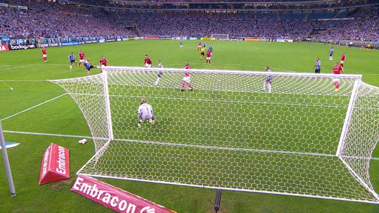 Melhores momentos de Grêmio 2x0 Internacional pela 30ª rodada do Campeonato Brasileiro