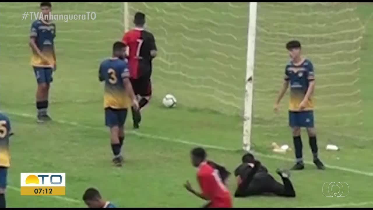 Palmas vence Capital e garante vaga na final do Tocantinense Sub-19