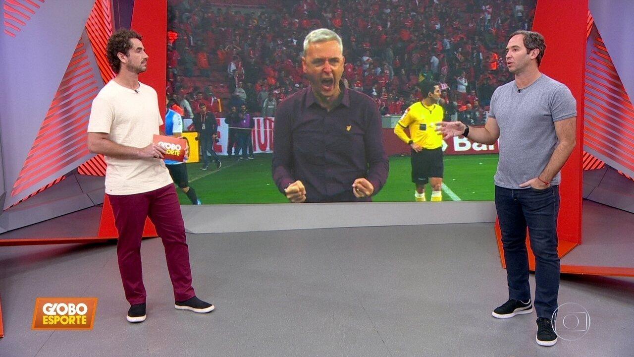 Caio Ribeiro: Tiago Nunes é o nome que a diretoria do Corinthians quer para técnico