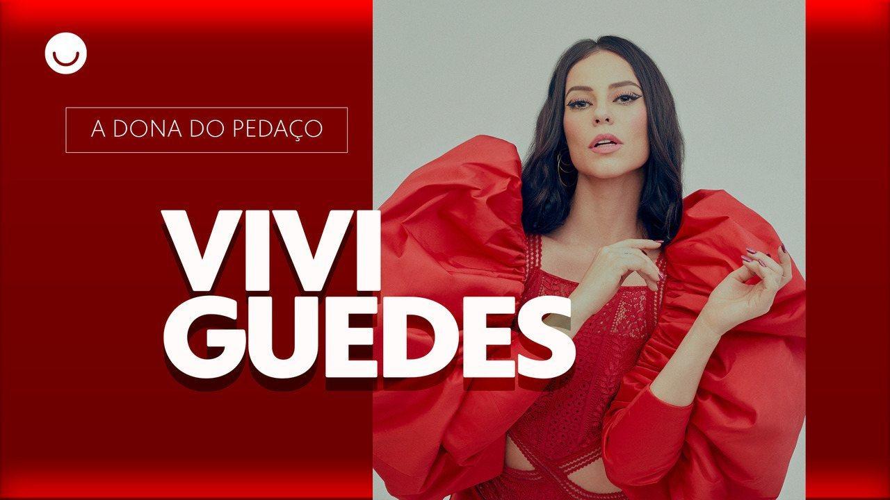 Vivi Guedes arrasa na capa da Revista Glamour