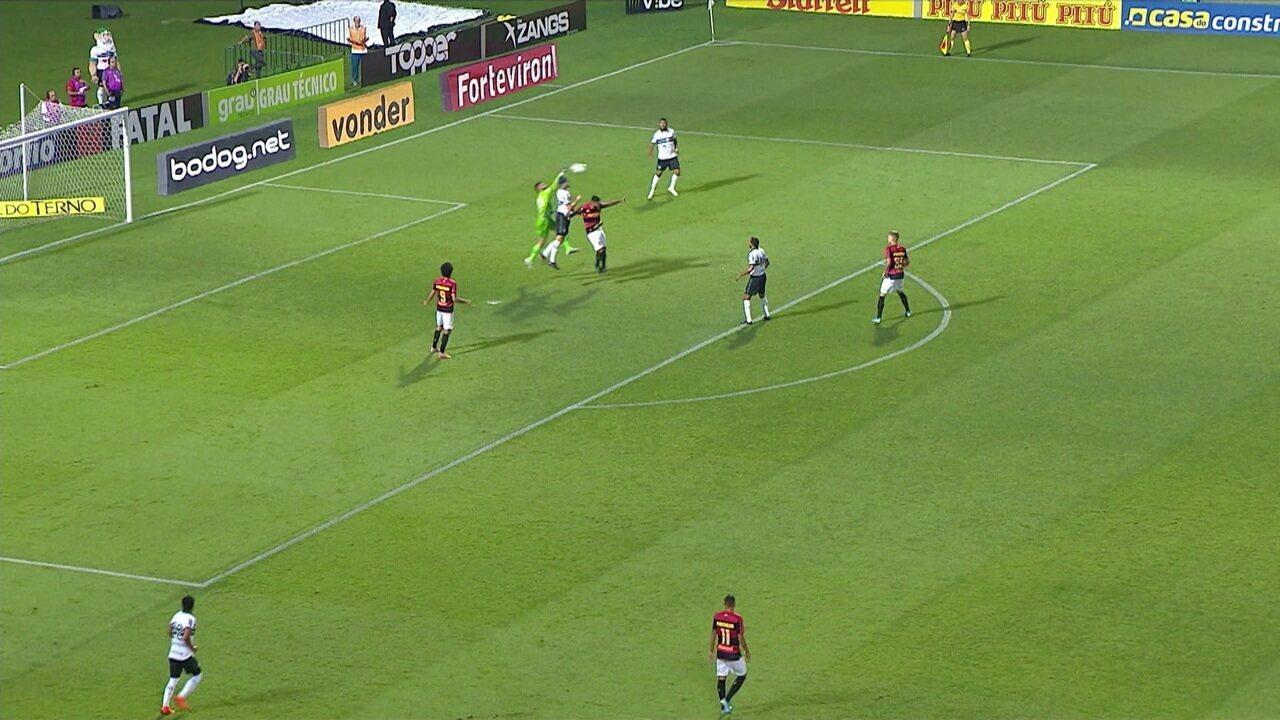 Melhores momentos de Coritiba 0 x 0 Sport pela 33ª rodada do Campeonato Brasileiro Série B