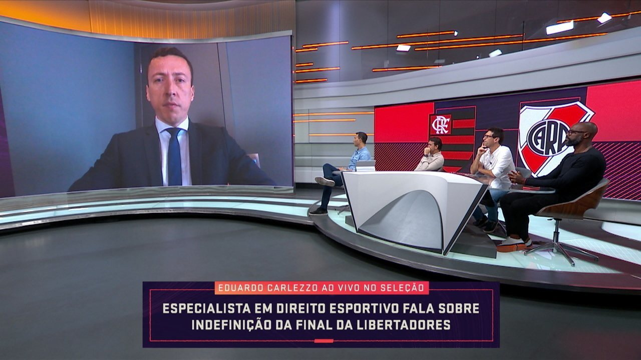 Especialista em direito esportivo fala sobre indefinição da final da Libertadores
