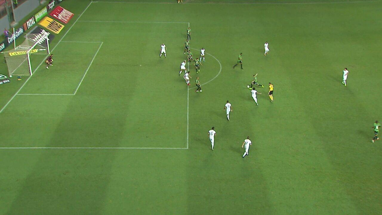 Melhores Momentos: América-MG 0 x 2 Paraná pela Série B do Campeonato Brasileiro