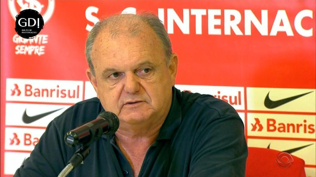 MP do RS denuncia ex-presidente do Inter e outras 13 pessoas por desvio de dinheiro