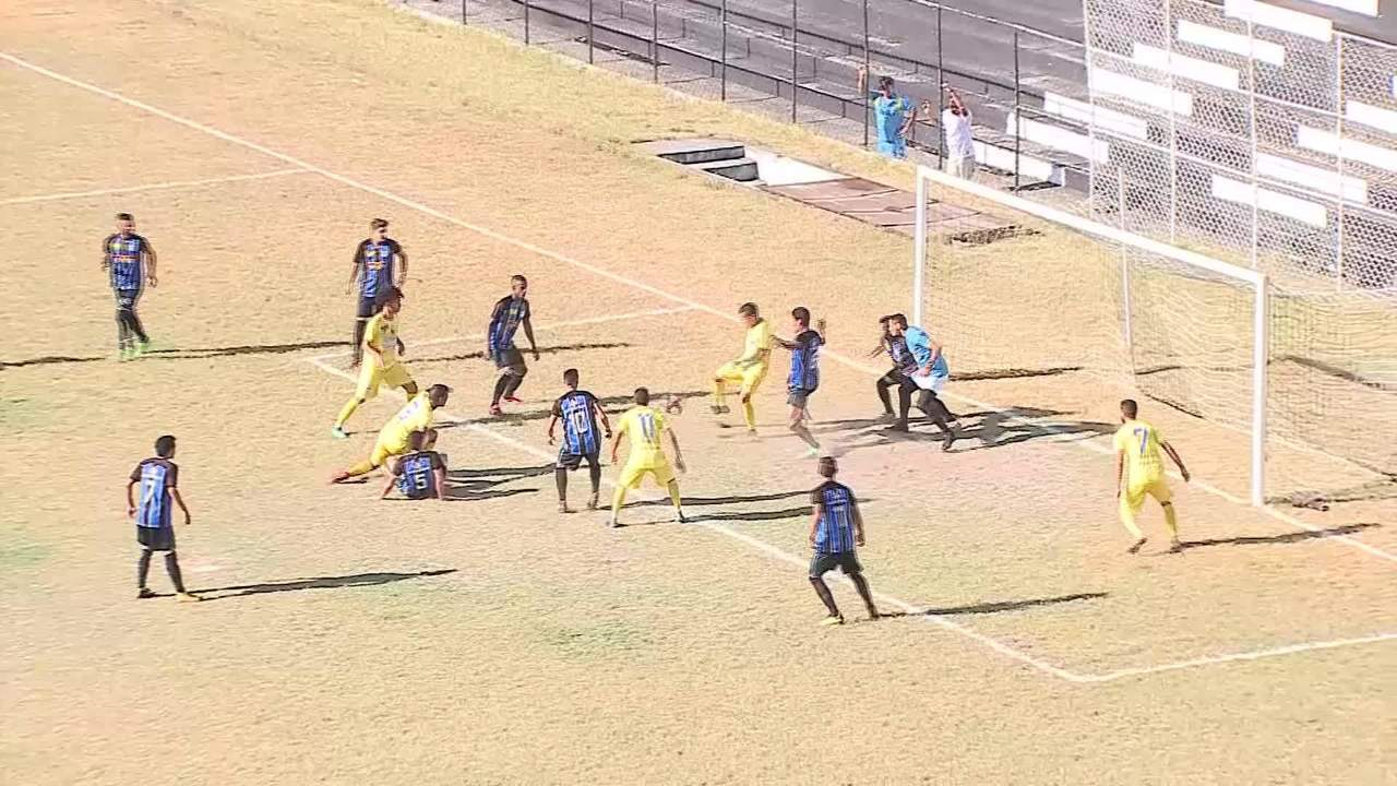 Gol de Pedro Maycon para o Decisão