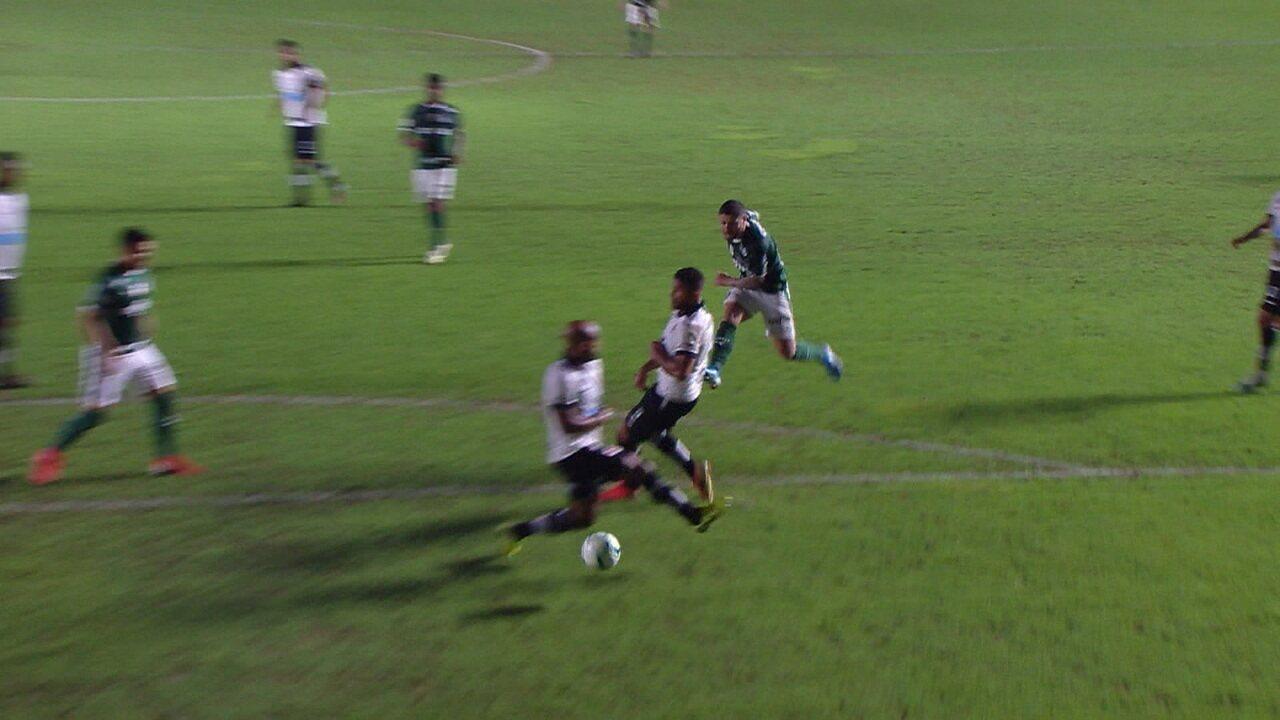 Melhores momentos de Vasco 1 x 2 Palmeiras pela 31ª rodada do Brasileirão 2019