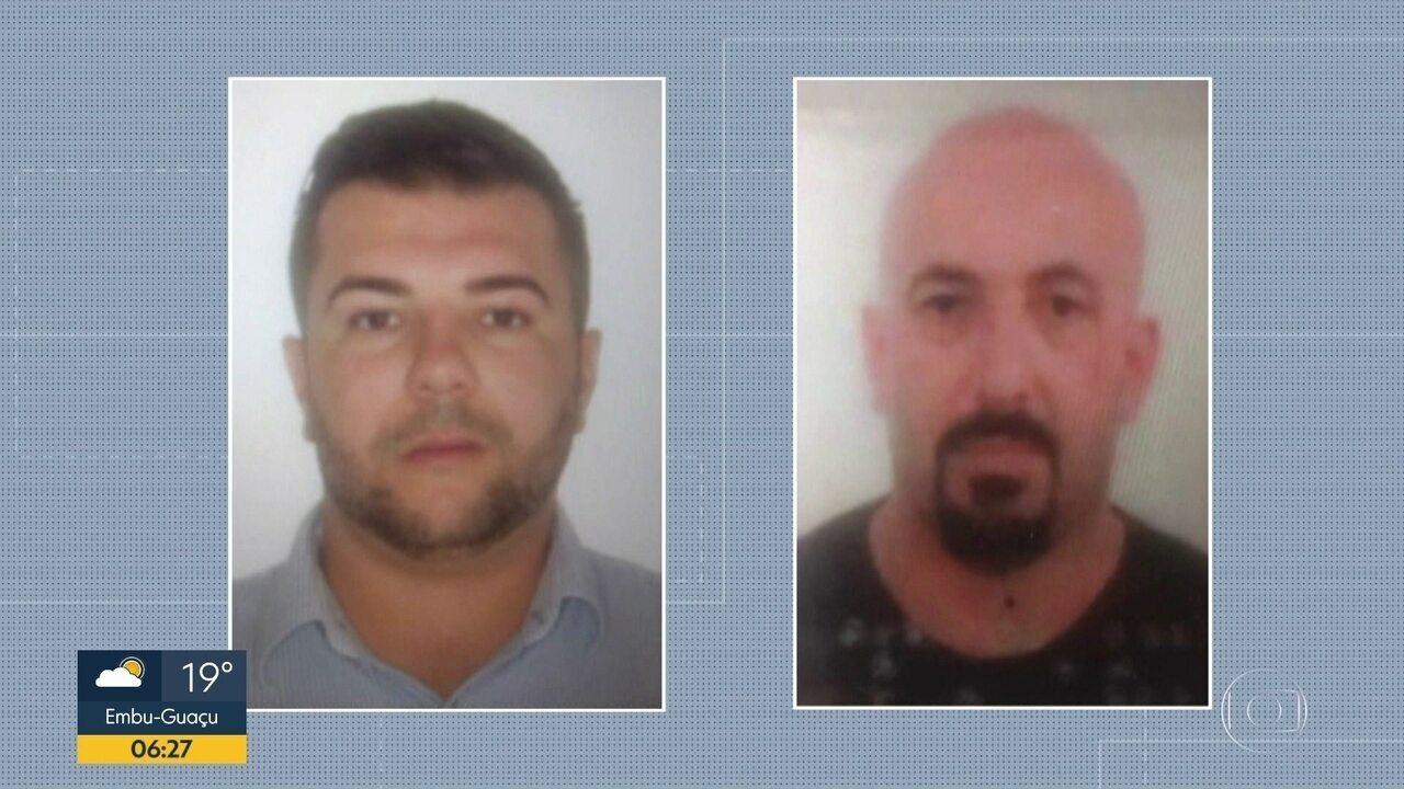 Polícia Federal transfere suspeitos do roubo ao aeroporto de Viracopos