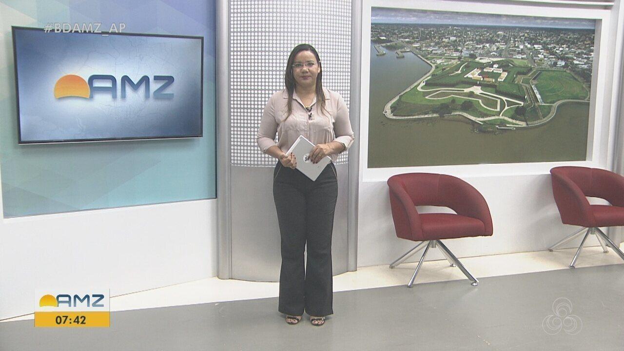 Assista ao Bom Dia Amazônia - AP na íntegra 07/11/19 - Assista ao Bom Dia Amazônia - AP na íntegra 07/11/19