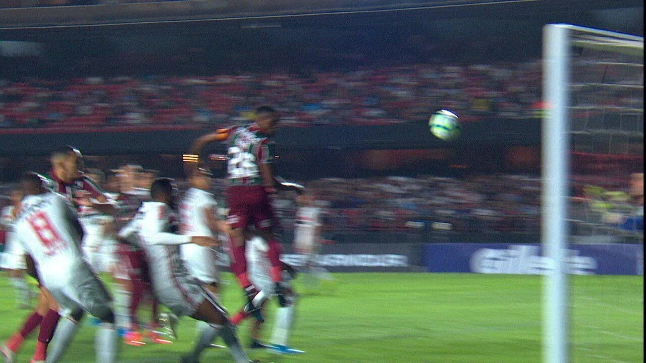 Melhores momentos: São Paulo 0 x 2 Fluminense pela 31º rodada do Brasileirão