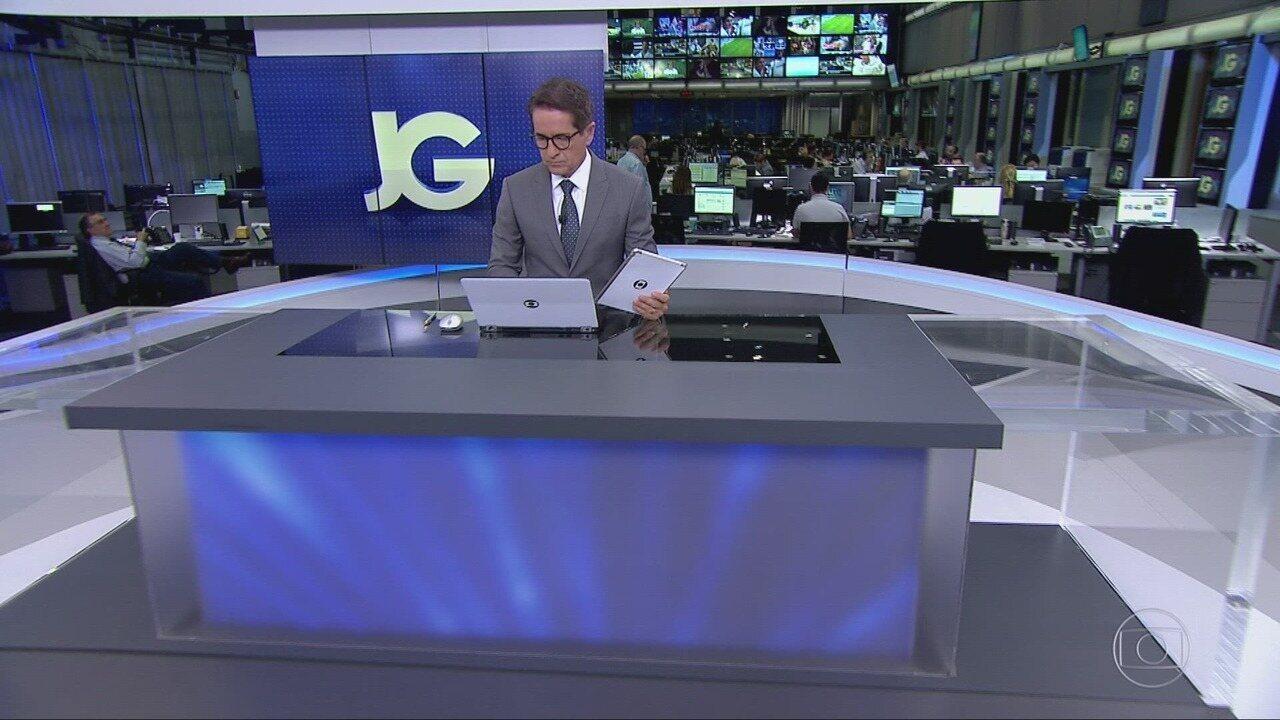 Jornal da Globo, Edição de quinta-feira, 07/11/2019 - As notícias do dia com a análise de comentaristas, espaço para a crônica e opinião.