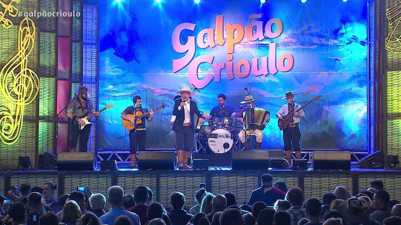 Reveja o quinto bloco do Galpão Crioulo deste domingo (10)