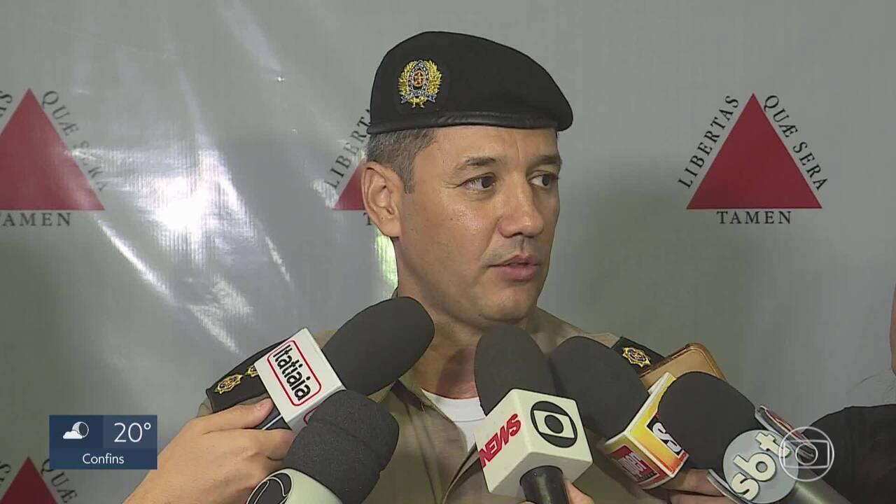 Reunião decide esquema de segurança do clássico Cruzeiro x Atlético