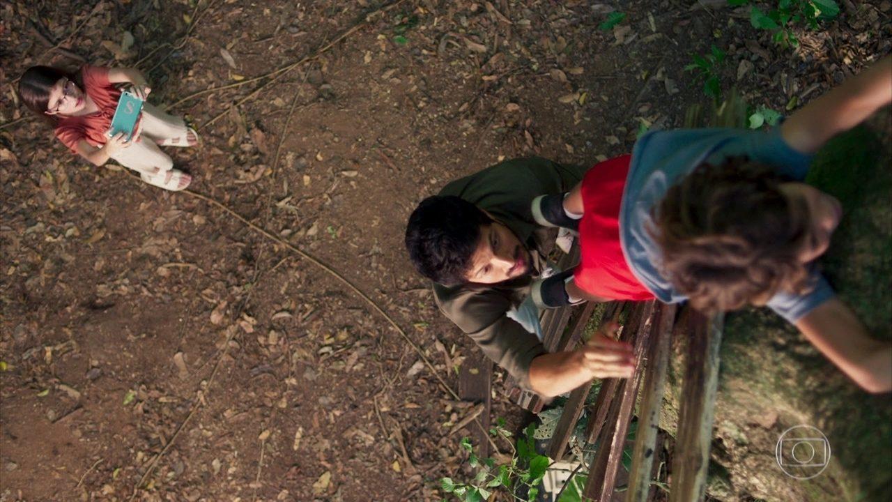 Marcos salva Peter