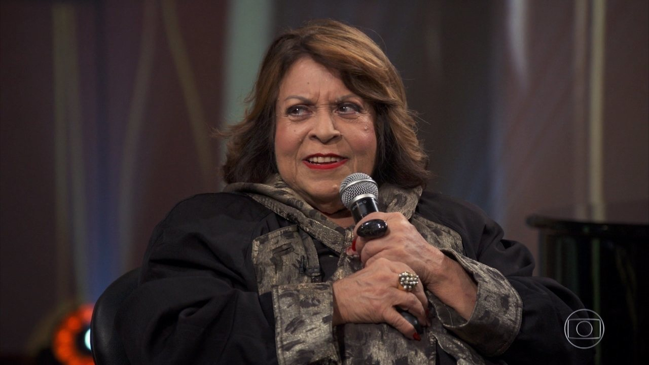 Leny Andrade conta como aprendeu a cantar