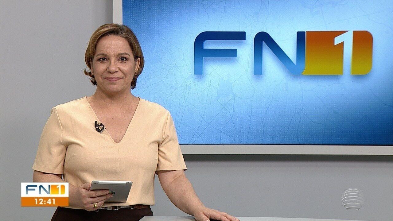 FN1 - Ediçāo de Sábado, 09/11/2019 - 2º Mutirão Natal sem Fome arrecada alimentos para entidades. Pesquisa indica aumento de produtores de mel no Oeste Paulista. Contador de histórias prudentino fala sobre seus personagens.
