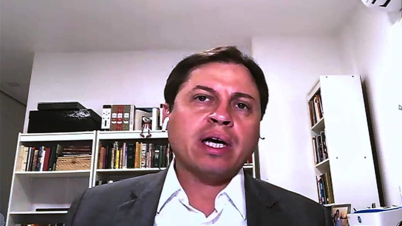 Camarotti comenta discurso de Lula