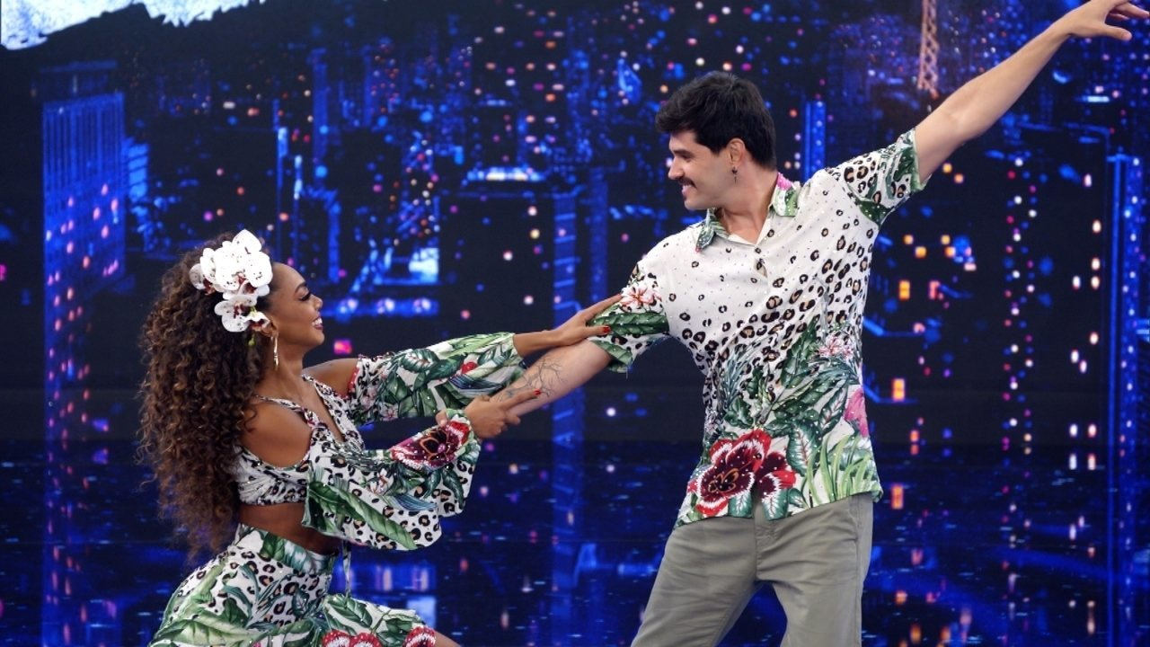 Dandara Mariana manda bem no 'Dança dos Famosos'
