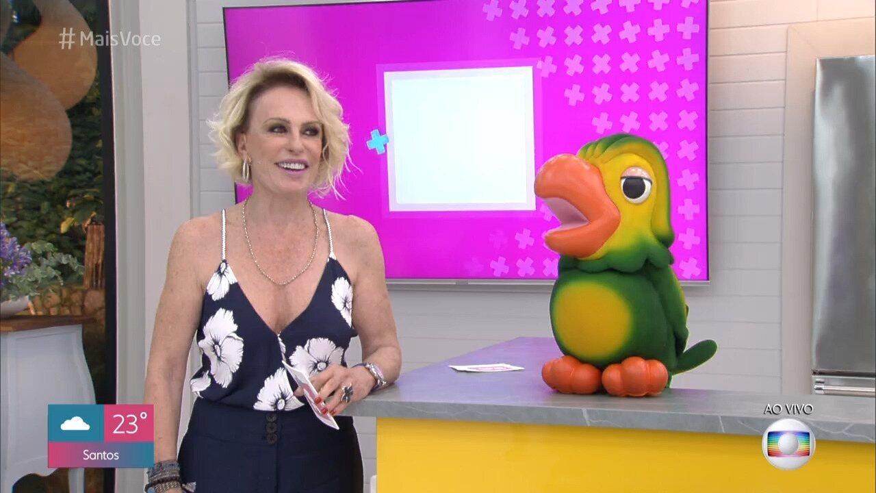 Programa de 11/11/2019 - Ana Maria Braga apresenta a final do 'Jogo de Panelas Cabo Frio'