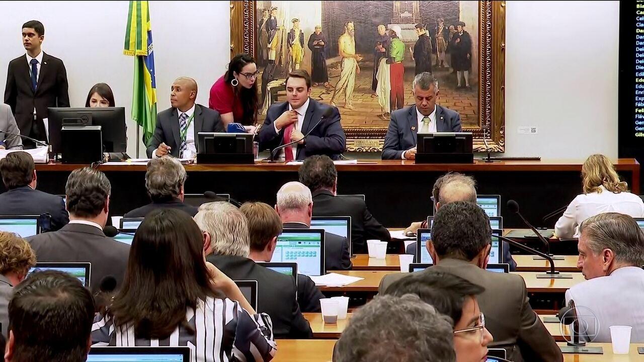 Câmara debate mudança na Constituição para permitir prisão após segunda instância