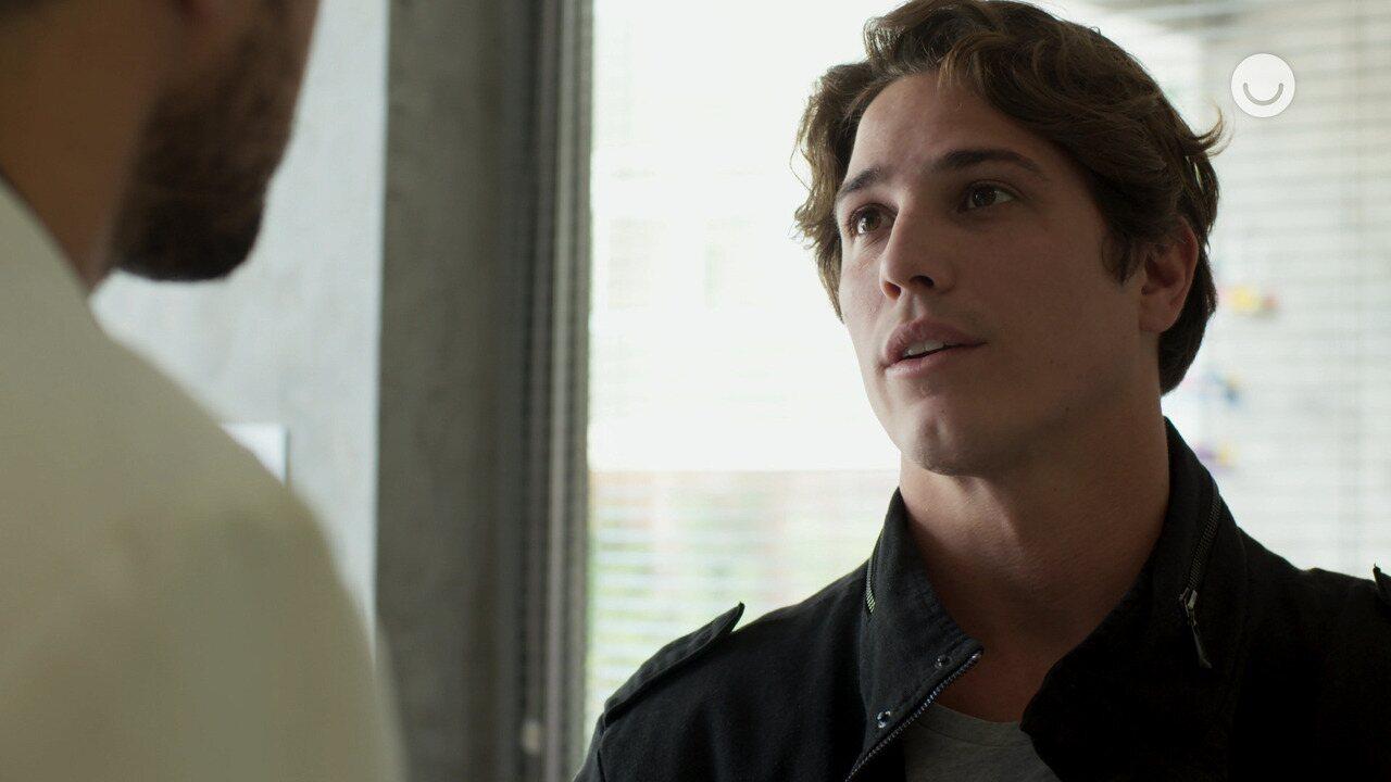 13/11 - Teaser 'Malhação - Toda Forma de Amar': Rui provoca Joaquim