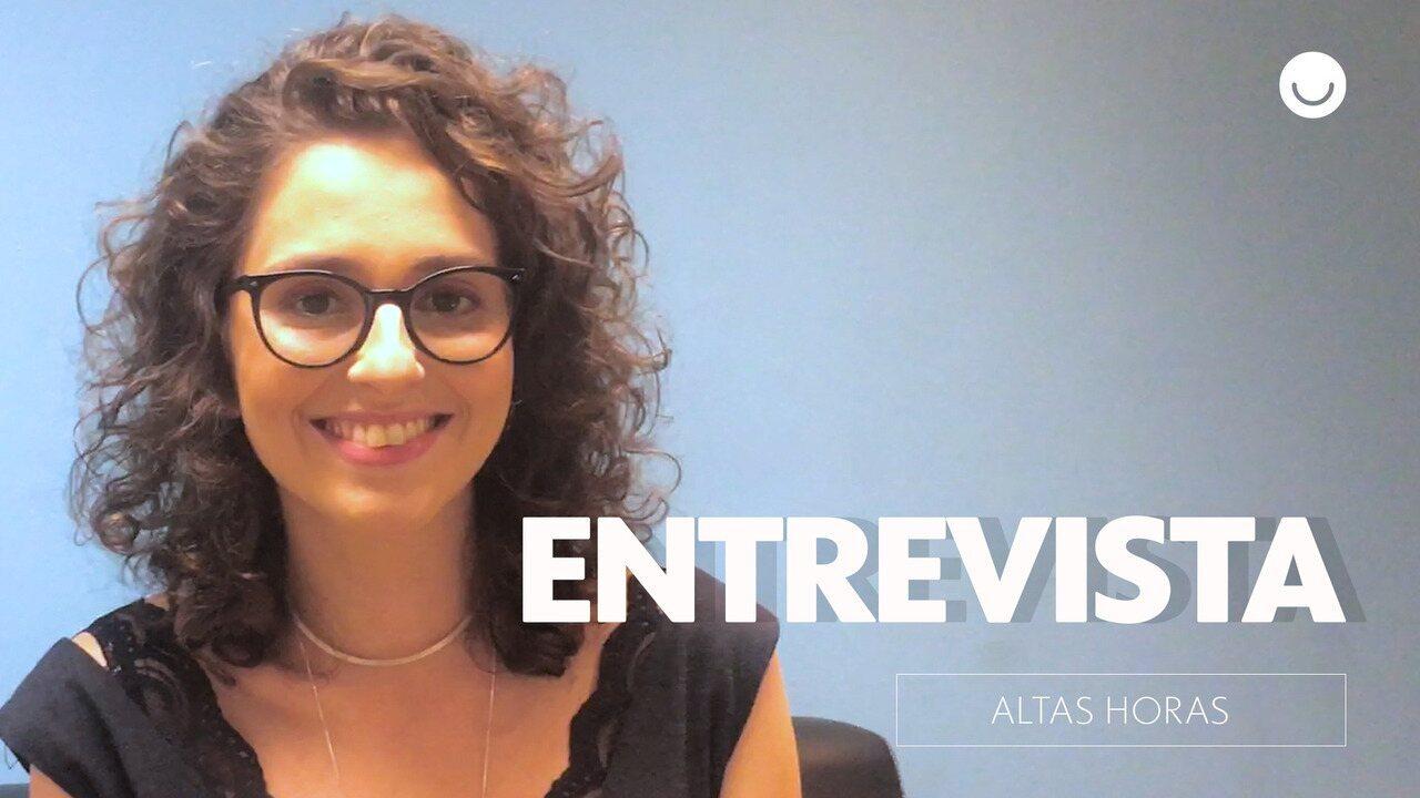 Carol Duarte fala da sua personagem Solange em Segunda Chamada