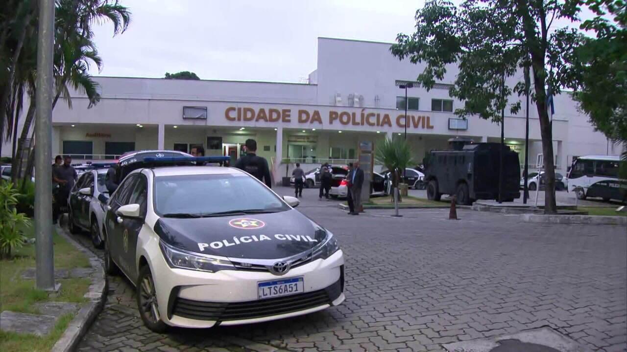 Polícia realiza operação contra milicianos em Itaguaí